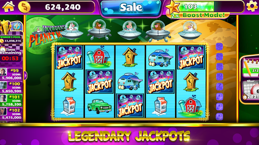 Jackpot Party Casino Games: Spin FREE Casino Slots screenshot 3