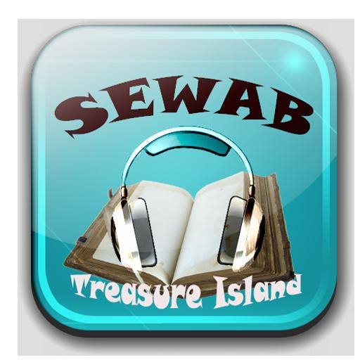 宝藏岛。有声读物 教育 App LOGO-APP試玩