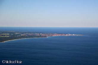 Photo: Rønne, hovedstaden på Bornholm