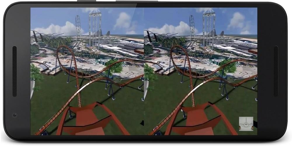 VR 3D Video Clips HD- screenshot