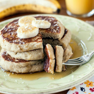 Banana-Coconut Pancakes (Gluten-Free, Dairy-Free, Egg-Free, Corn-Free)