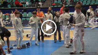 Video: Dirk Jan in de poule tegen ...