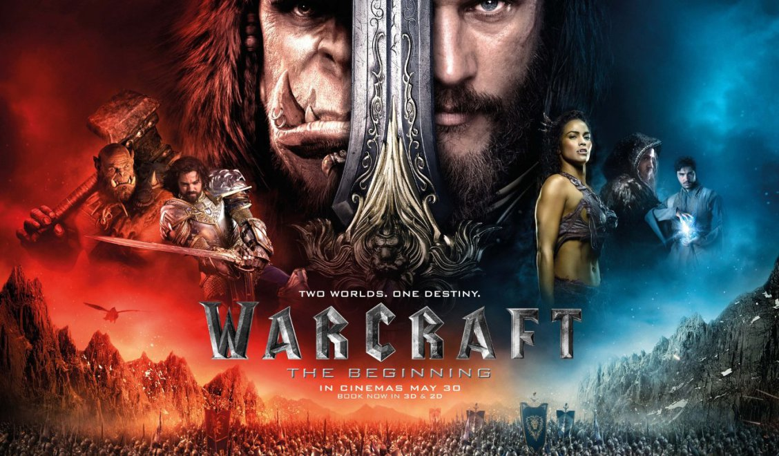 Warcraft - movie poster