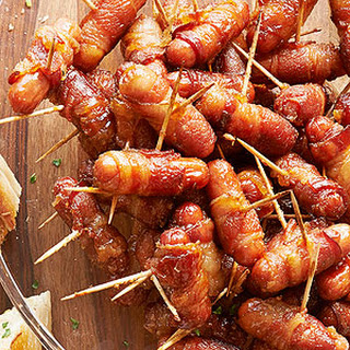 Bacon Wrapped Recipes.