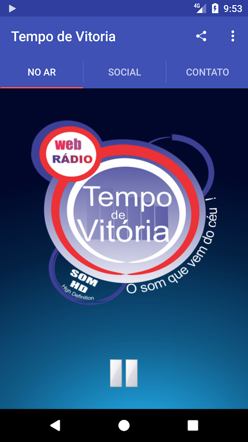 Tempo de Vitoria- screenshot