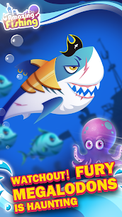 Amazing Fishing MOD Apk 2.7.6.1001 (Unlimited Money) 3