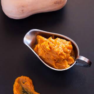 Easy Pumpkin Puree.