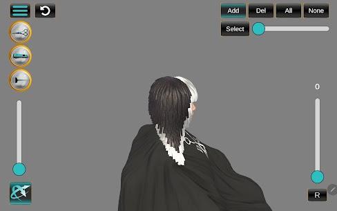 Digital Hair Simulator 6
