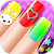 Nail Art Shiny Design Salon - Sweet Girls Manicure file APK for Gaming PC/PS3/PS4 Smart TV