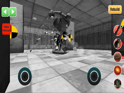 Destroy it all! Physics game of destruction for PC-Windows 7,8,10 and Mac apk screenshot 5