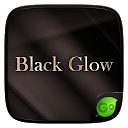 Black Glow GO Keyboard Theme 4.5 APK Download