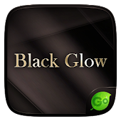 Tải Black Glow GO Keyboard Theme APK