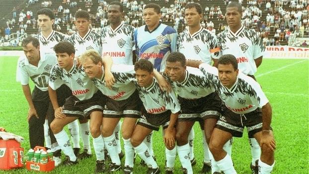 Time do Rio Branco no Paulista de 1996