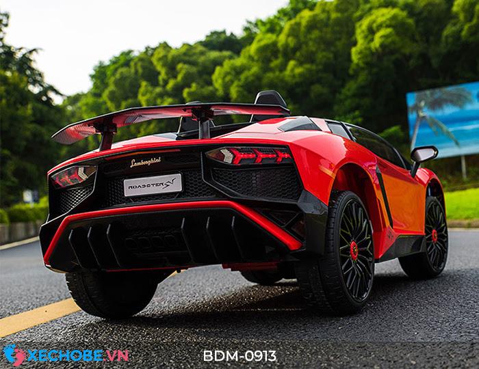 Xe ô tô điện trẻ em BDM-0913 7