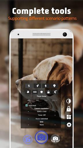 HD Camera - Photo, Video Camera & Editor 1.1 screenshots 6