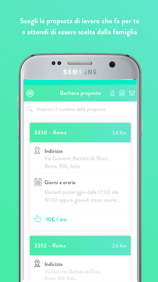 Le Cicogne- screenshot