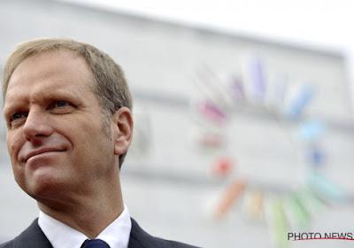 Le CEO de l'Union Belge fait le point sur l'avenir de Martinez