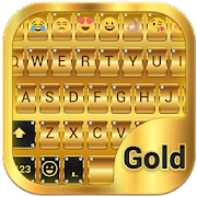 App Gold Emoji Keyboard Theme APK for Windows Phone