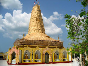 Photo: BIRMANIE-Temple de Kaw Thaung