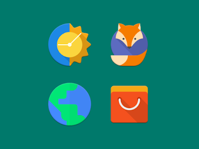 PHIX - ICON PACK screenshot 6