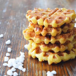 Belgian Sugar Waffles (Liege).