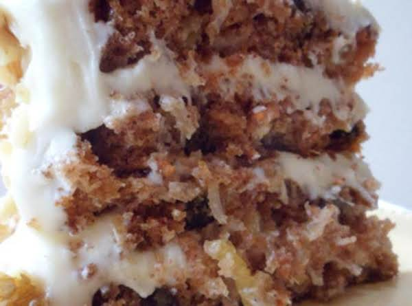 Best. Carrot. Cake. Ever. Recipe