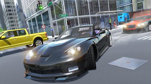 Sport Car Corvette 1.1 screenshots 3