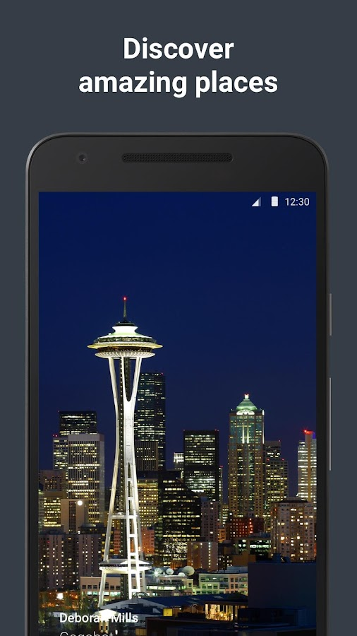 Seattle City Guide - Gogobot- screenshot
