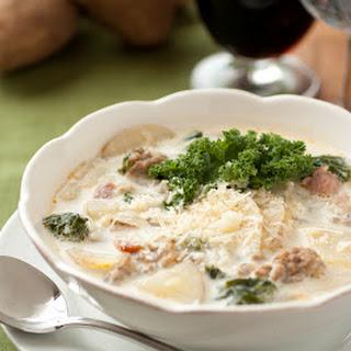 Zuppa Toscana Soup {Olive Garden Copycat Recipe}