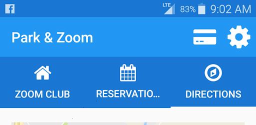 Приложения в Google Play – Park & Zoom