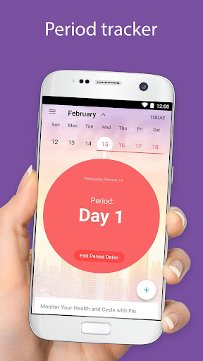 Period Tracker Flo, Ovulation & Pregnancy Calendar Screenshot