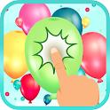 Balloon Pop Games - Bubble Popper Baloon Popping icon