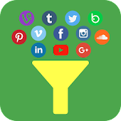Social Media Apps In One