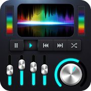 Music Player  EQ Bass Booster amp Visualizer