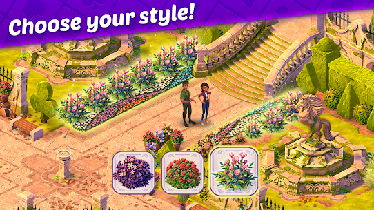Ava's Manor – A Solitaire Story Mod Apk (Unlimited Lives + Money) 1