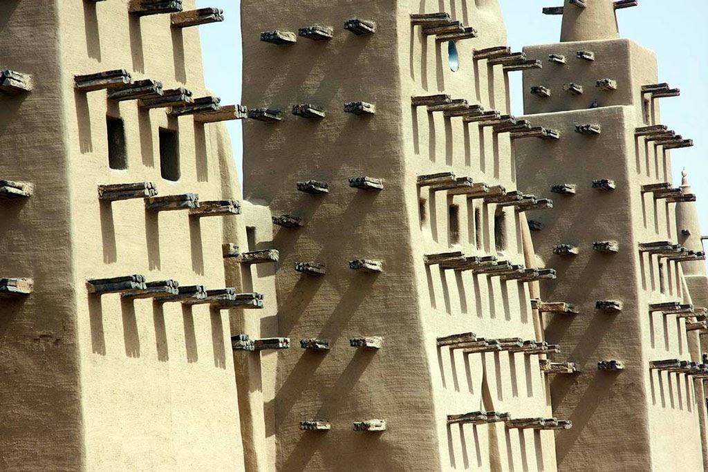 Grande mesquita de Djenné