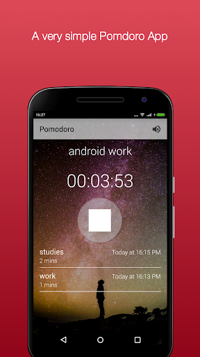 Simple Pomodoro App