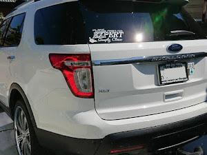 エクスプローラー 1FMHK8 2013y model XLT4WDのカスタム事例画像 ken_bow ヶんさんの2019年08月29日20:23の投稿
