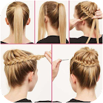 Best Hairstyles Coiffures step by step 2.0