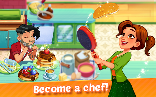 Delicious World - Romantic Cooking Game 1.9.0 screenshots 3