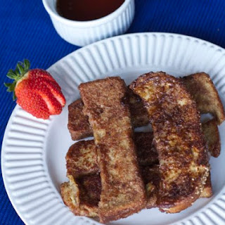 Whole Grain Cinnamon French Toast Sticks
