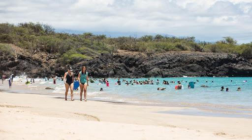 "hapuna-beach-hawaii.jpg - Hapuna Beach makes many travelers' ""top 10 beaches in the world"" lists."