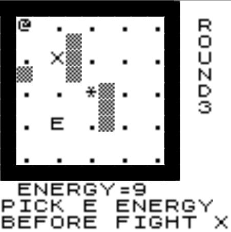 ZX81 DUNGEON MAZE 1 screenshots 1