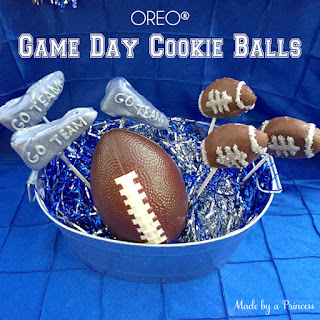 OREO Cookie Balls Perfect for Game Day