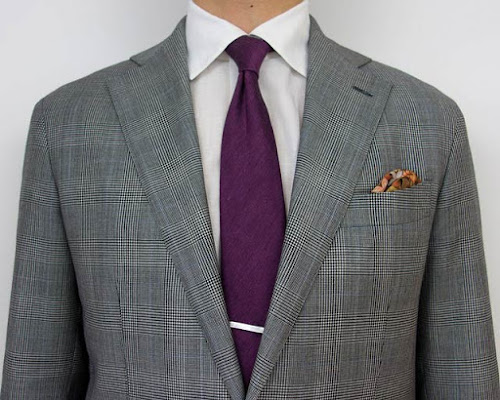 You're more likely to spot a glen plaid suit than a tuxedo, even on formal nights, on a cruise these days.