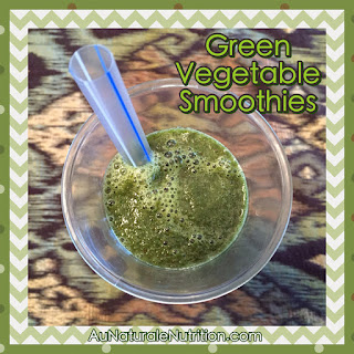 Au Naturale Green Smoothies