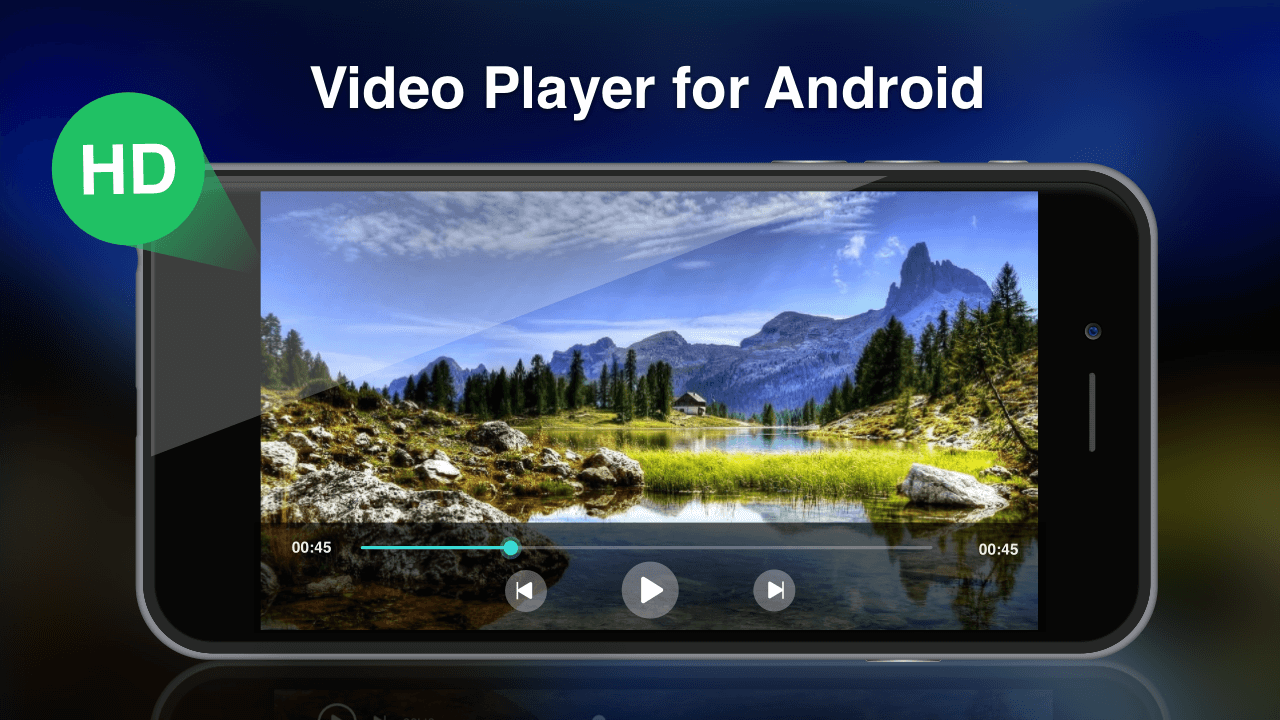Video Player for Android- screenshot