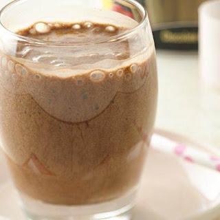 Morning Mocha Protein Shake