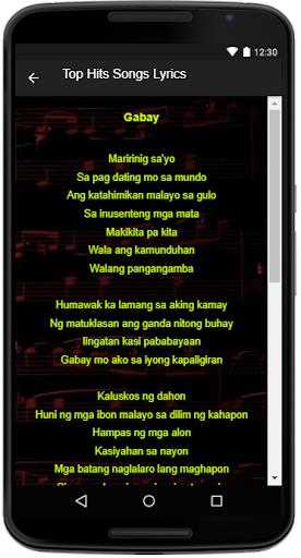 Ang lakas ng dating lyrics