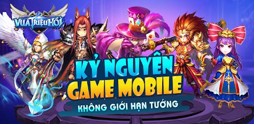 Vua Triệu Hồi - Vua Trieu Hoi for PC
